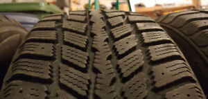215 60 R16 Winter Tires.