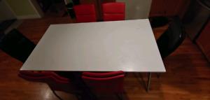 Set cuisine table + 6 chaises