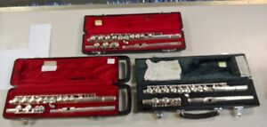 Silver Flutes for Sale
