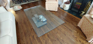 GLASS COFFEE TABLE  FROM CASALIFE