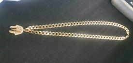 Gold chain 9ct
