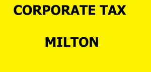Corporate Tax - Milton