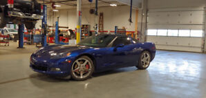 2007 C6 Corvette 6 Speed Manual Glass Top Coupe