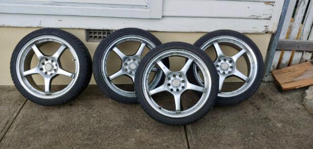 Bsa Wheels X4 Wheels Tyres Amp Rims Gumtree Australia