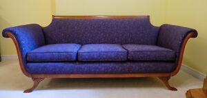 Duncan Phyfe Revival Couch