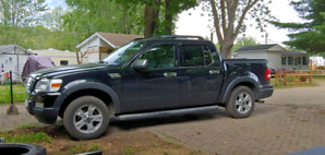 Ford Explorer Sport Trac Limited 2010
