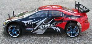 New RC Car Nitro Gas 1/10 Scale 4WD 2.4G