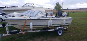 Fishing boat package $3000 OBO