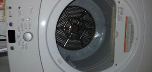 High efficiency washer and dryer!