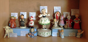 Different Items, Figurines & Decorative Plates