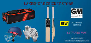 Cricket Bats Starting from $50 and Full Kits Starting from $185