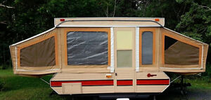 1976 Bonair Tent / pop up trailer
