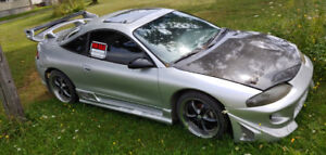 1995 eagle Talon. As is for sale or trade. $2500