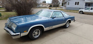 1977 Oldsmobile 442 REDUCED PRICE.