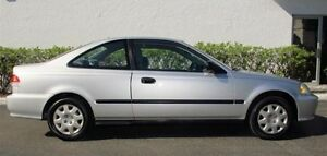 2000 HONDA CIVIC SPECIAL EDITION COUPE