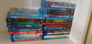 Collection de BluRay Disney/Pixar