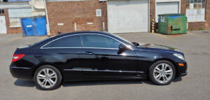 2010 Mercedez Benz e350 coupe