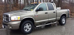 2007 Dodge Ram 3500 Laramie Truck-2WD Bryan's Farm Auction