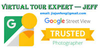 Get Virtual Tour by Google Trusted Photographer!