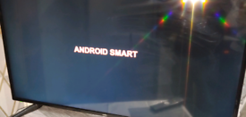 50 inch android smart TV