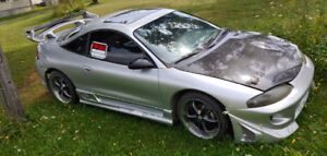 1995 Eagle Talon $2000firm. Or try trade