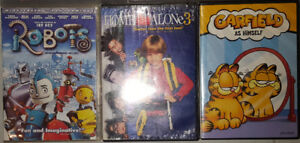 DVDs - Kids Various Lot 2 (Take all 28 DVDs for $20)