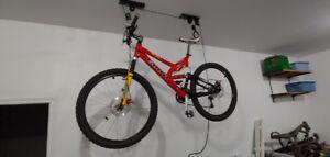 Giant Warp DS/1 Full Suspension Mountain Bike