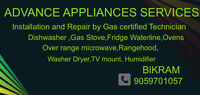 APPLIANCES INSTALLATION CALL BIKRAM 9059701057