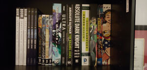 Graphic Novels Absolute Omnibus Deluxe