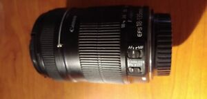 canon EFS 18-135mm IS