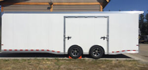 2019 Sundowner 26' Race Trailer