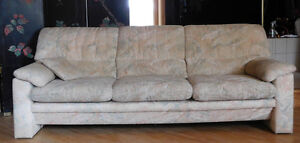 Couch, 2-seats + 3-seats
