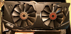 Graphics Card: ASUS GeForce STRIX-GTX980 4GB GDDR5 SDRAM