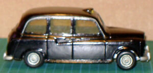 Budgie toy London Taxi, (1/43 scale)