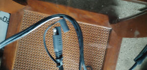 Harley Davidson plugin booster and charger extension.