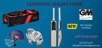 English Willow Cricket Bats & Equipment For Sale