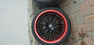Low profile rims for honda 2011 honda civic