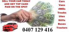 Free Scrap Car Removal - Cash for Cars, Vans, Utes, Trucks, 4WDS Caboolture Caboolture Area Preview