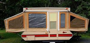 '76 Bonair Pop Up Tent Trailer $1700 O.B.O