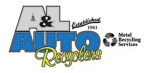$$CASH FOR CARS$$  REPUTABLE AUTO RECYCLER WANTS YOUR CARS