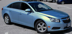 2012 Chevrolet Cruze LE FRUITVALE $9,400 extras REDUCED