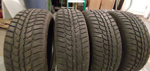 215 60 r16    Winter Tires