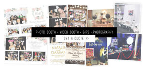 ESTABLISHED REPUTABLE PHOTO BOOTH RENTAL COMPANY - FOR SALE
