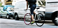 Bike Courier (Vancouver)