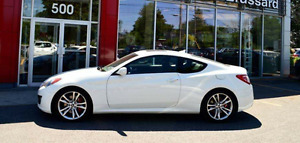 2011 Hyundai Genesis Coupe 3.8 gt limited FINANCEMENT