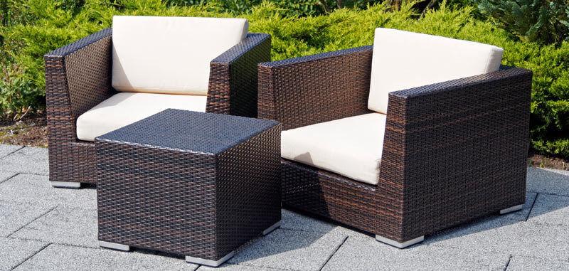 Lässige Rattan-Möbel gehören zum Beach-Club-Style unbedingt dazu. (Copyright: Thinkstock/ über The Digitale)