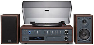 BRAND NEW Teac LP-P1000 Turntable Stereo System - SPRING SALE