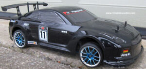 New RC Car Brushless Electric, 2.4G, LIPO, 4WD, RTR