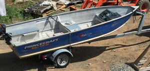 A Great Boat package to get out and get some Sea Bass