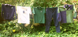 Lot of McCarthy School Uniforms - St. Mary's Secondary Cobourg